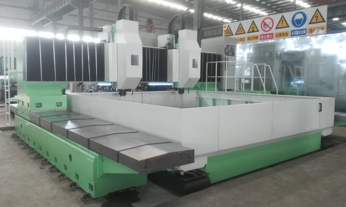 GZP系列数控平面钻床