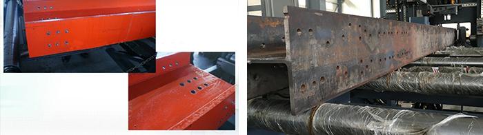 型钢数控三维钻床图片