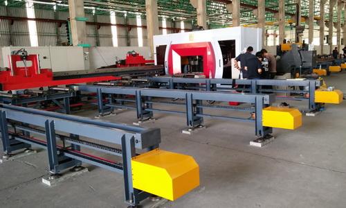钢结构加工标准设备数控三维钻床