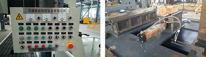 龙门移动式数控三维钻床系统