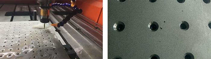 数控筛板钻床图片