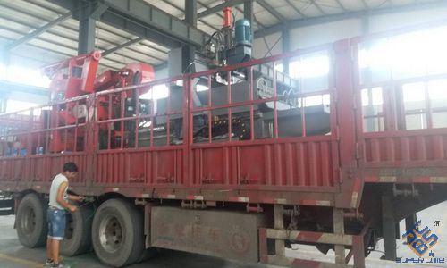 陕西:钢结构数控钻床CJ1610Z启程发货