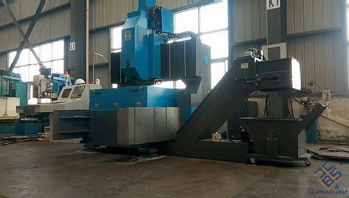 数控龙门钻床 提高锅炉石化行业加工效率