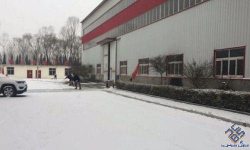 如愿了,大雪在情人节来泉城报道