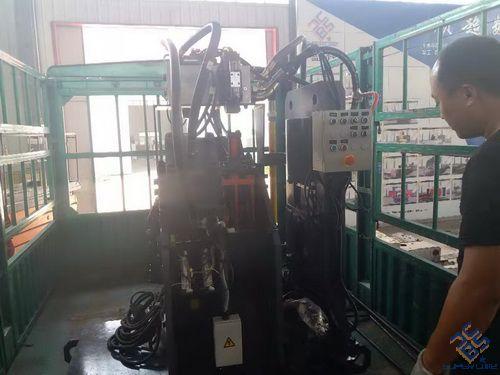 JX1010数控角钢线助力安徽客户开辟新市场